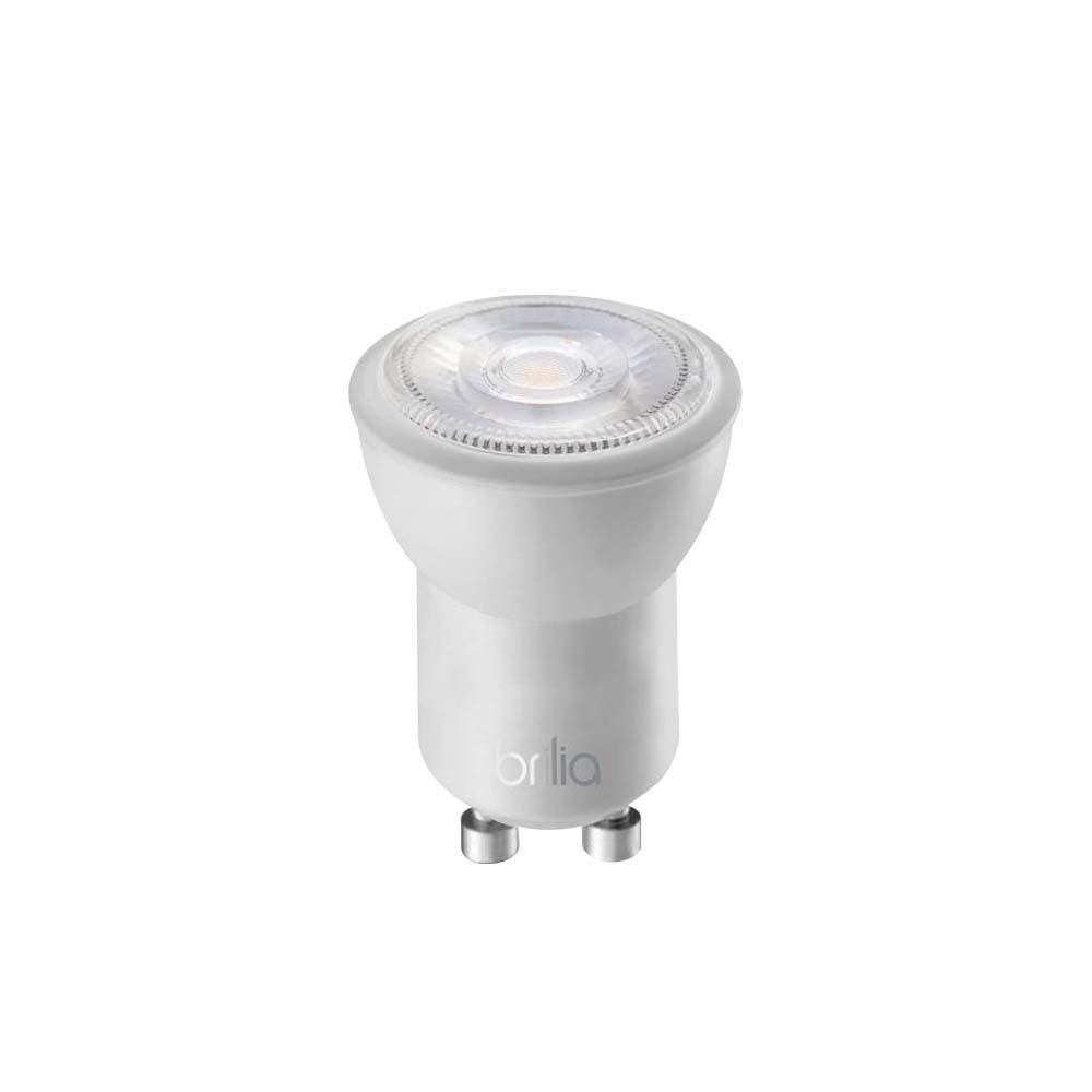 Lamp.Led Dicr. Mini Gu10 Brilia 3,5w Biv. ***Branca