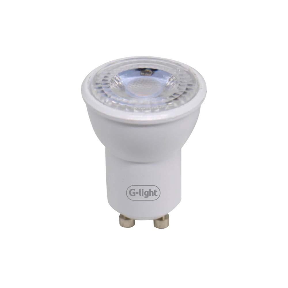 Lamp.Led Dicr. Mini Gu10 G-Light 3,5w Biv.