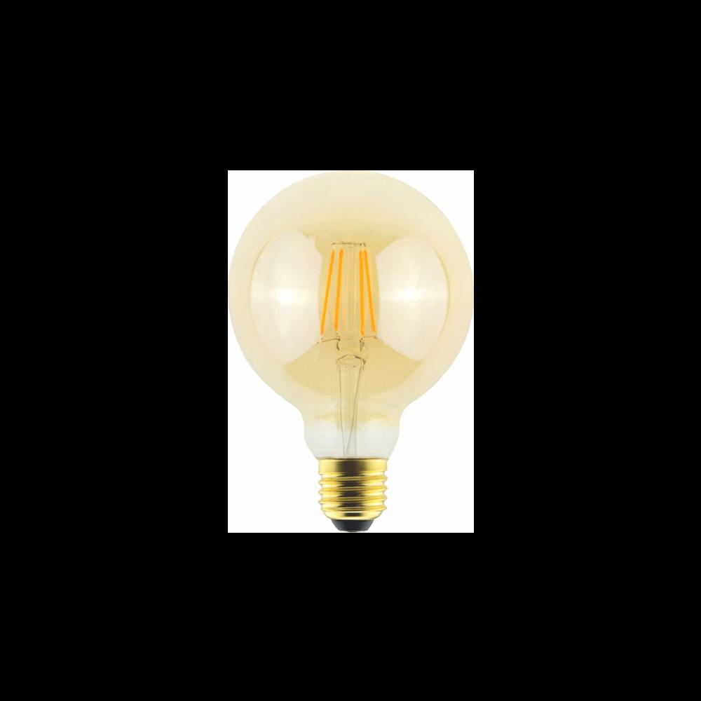 Lamp.Led G95 Filamento 4w G-Light 2000k