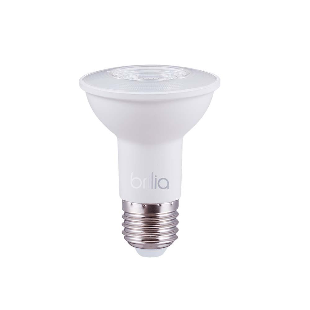 Lamp.Led Par 20 Brilia 5.5w Bivolt 2700k