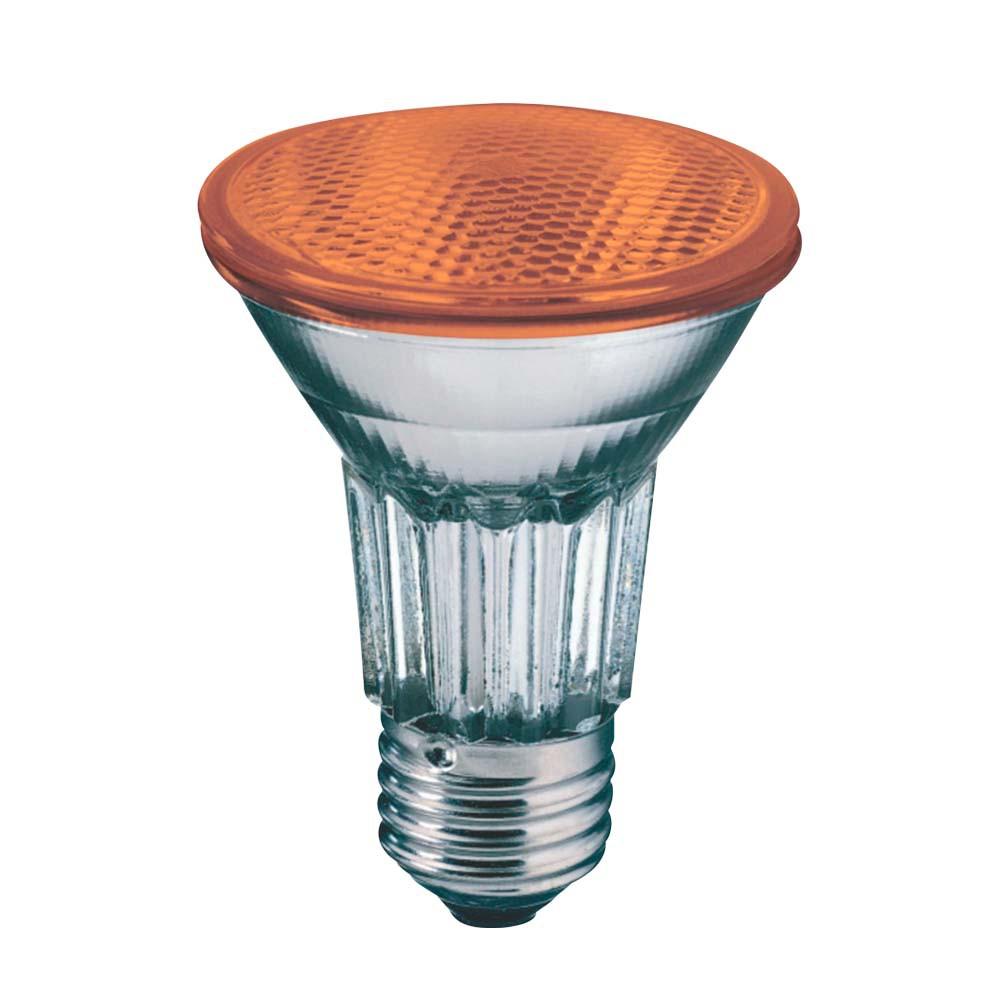 Lamp.Led Par 20 G-Light 7w Color Ip65 Bivolt ***Verde
