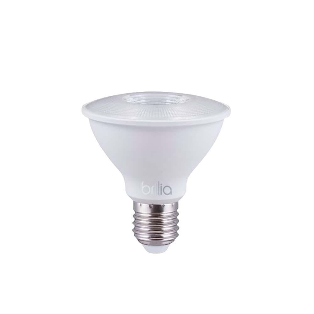 Lamp.Led Par 30 Brilia 8,5w Bivolt ***Amarela