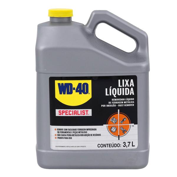 Lixa Liquida Wd40 Specialist