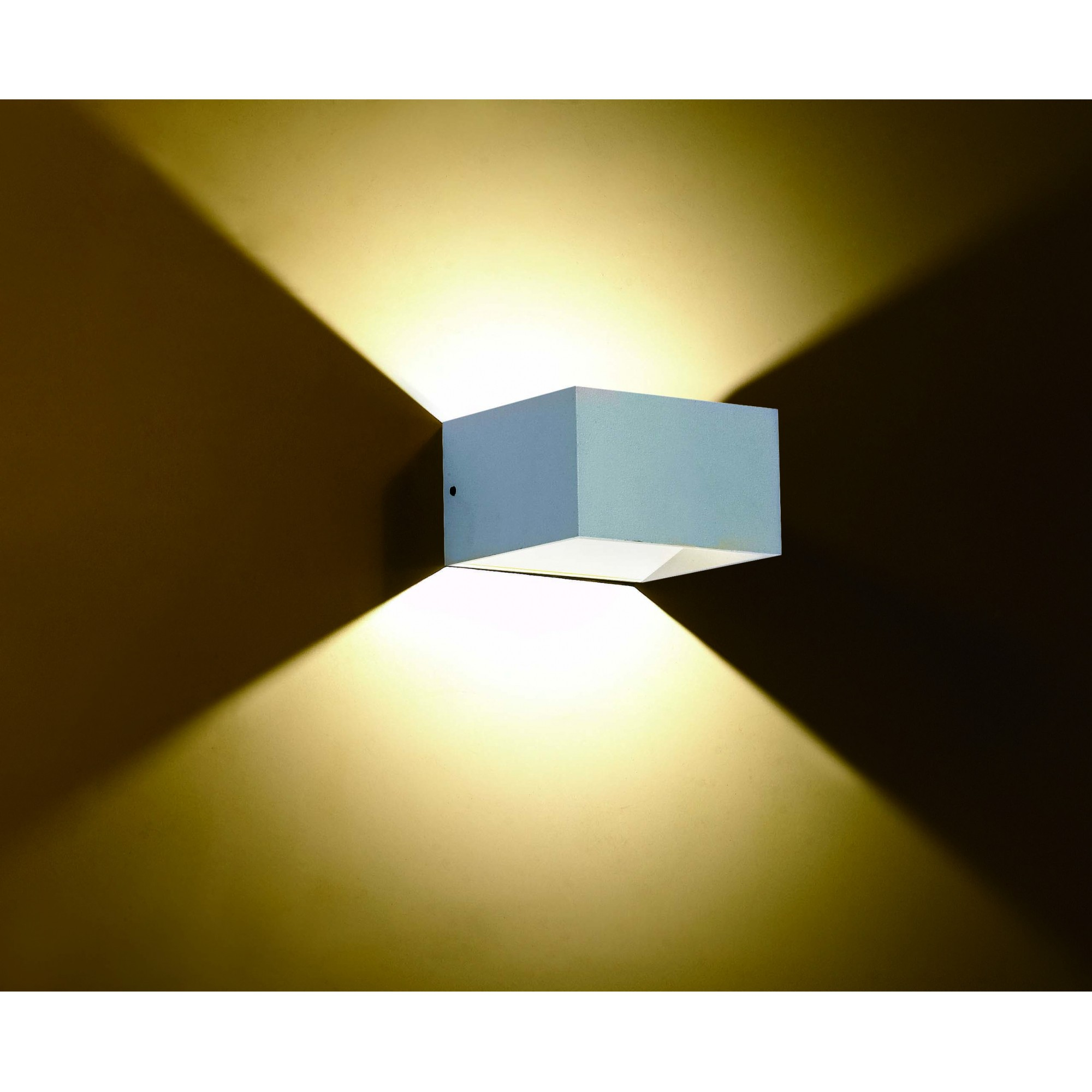 Luminaria Alto Rend. T8 2x20/16w Sobre.
