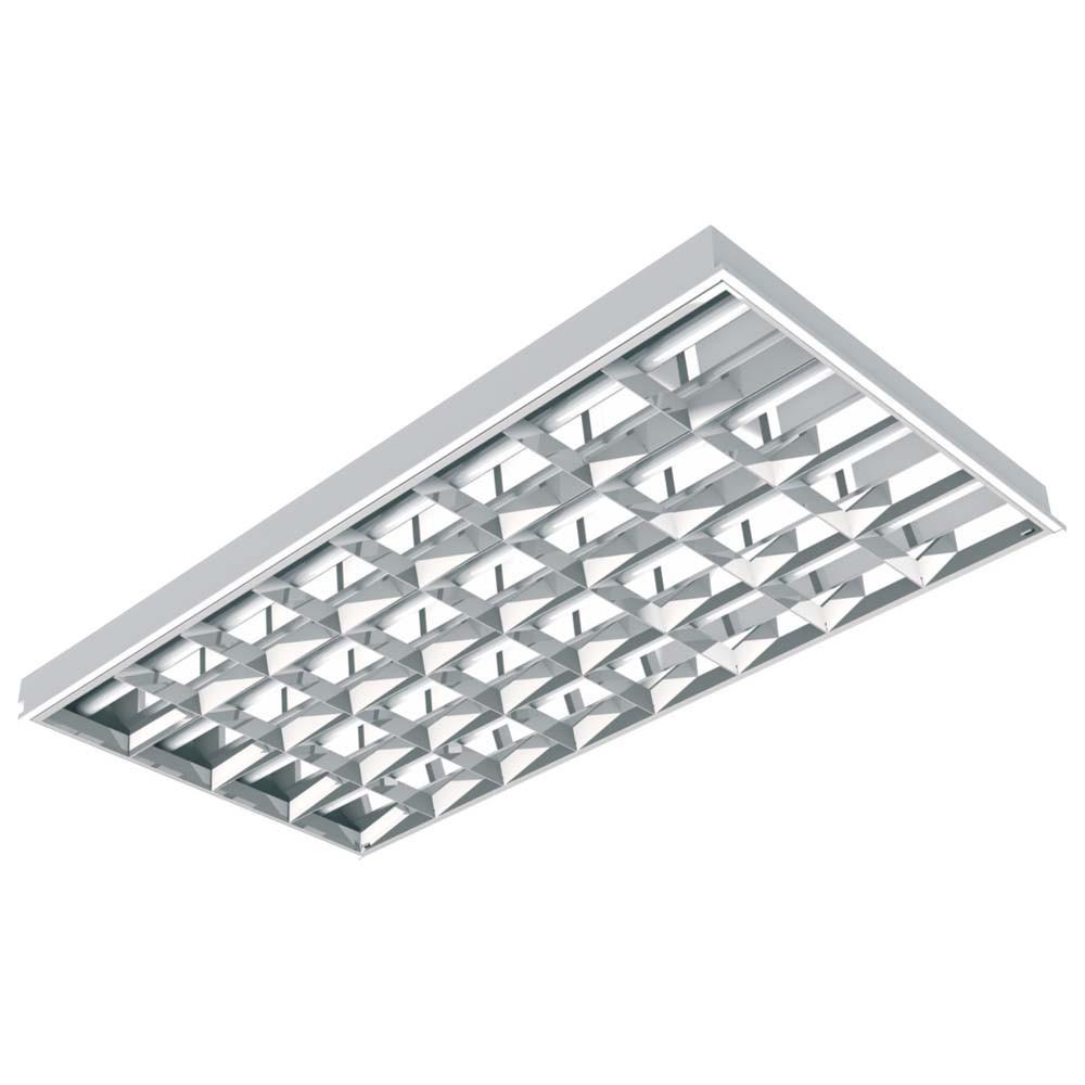 Luminaria Alto Rend. T8 2x40/32w Sobre.