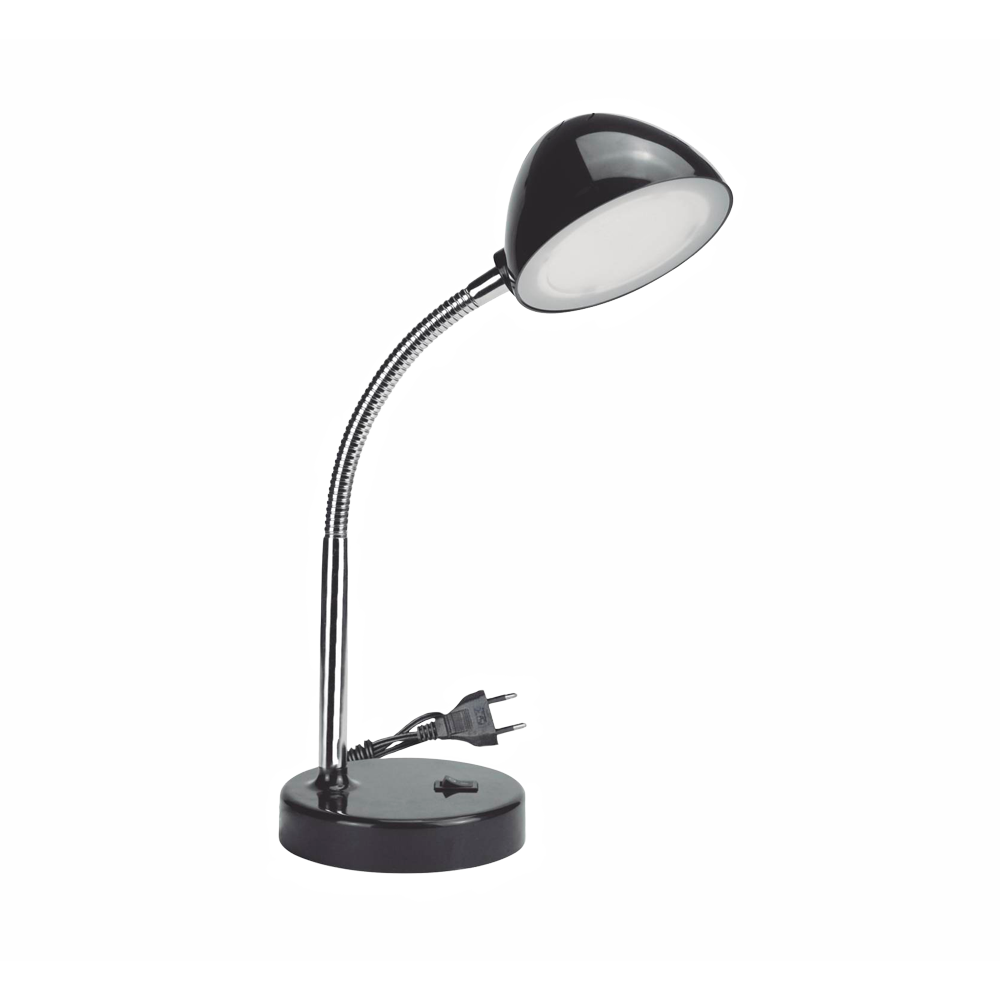 Luminaria De Mesa G-Light Florencia Led 3,5w Preta