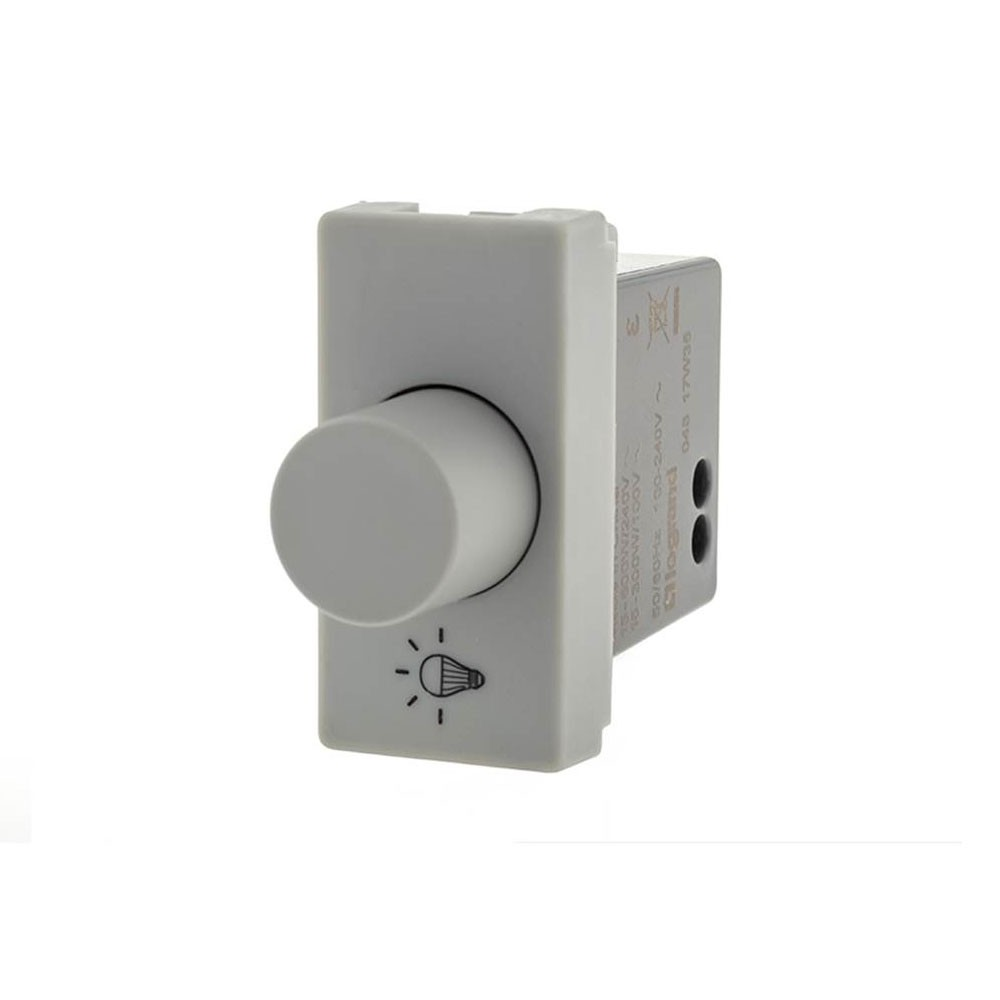 Modulo Plus+ Dimmer Digital P/Led Bivolt Cinza