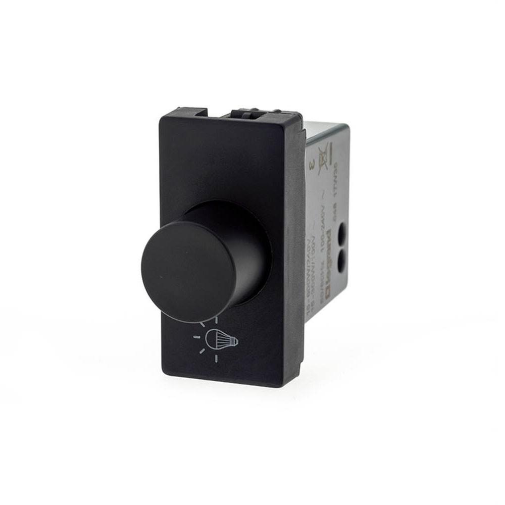 Modulo Plus+ Dimmer Digital P/Led Bivolt Preto