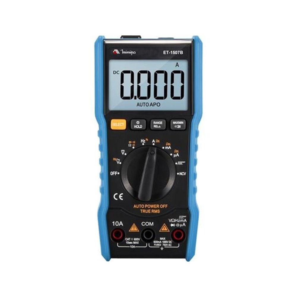 Multimetro Digital Minipa Et-1507a/B