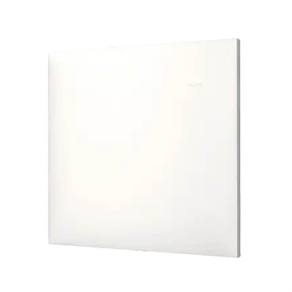 Placa Plus+ Cega 4x4 Branca