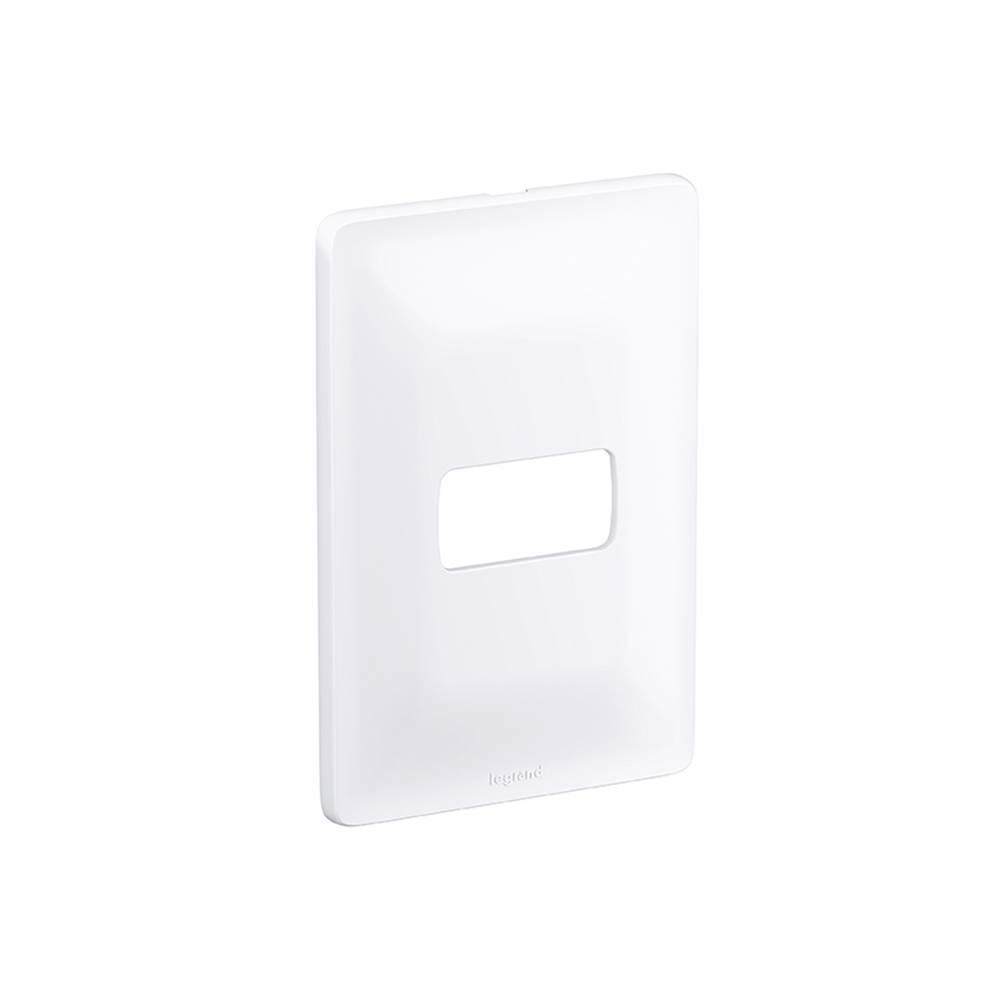 Placa Zeffia Cega 4x2 1 Posto 680181