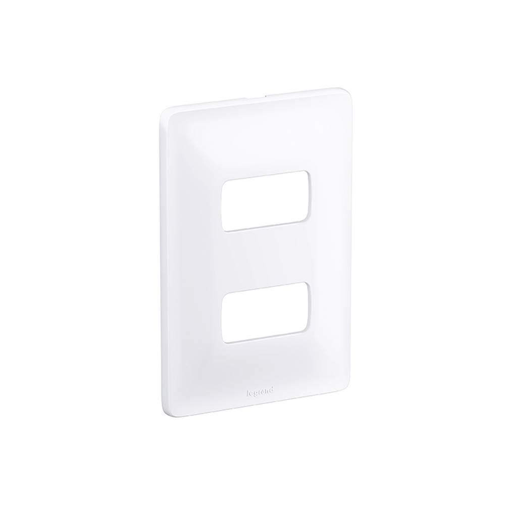 Placa Zeffia Cega 4x2 2 Postos 680182