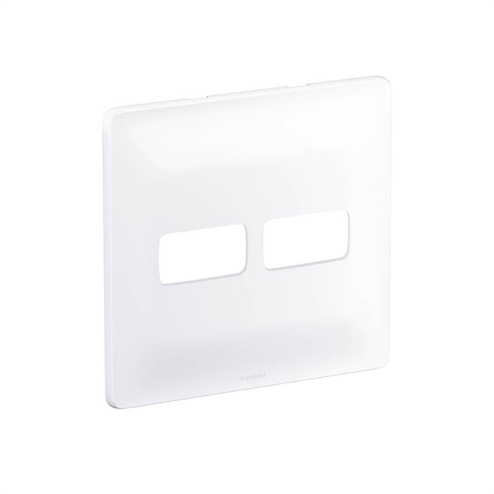 Placa Zeffia Cega 4x4 1 + 1 Postos Separados 680174