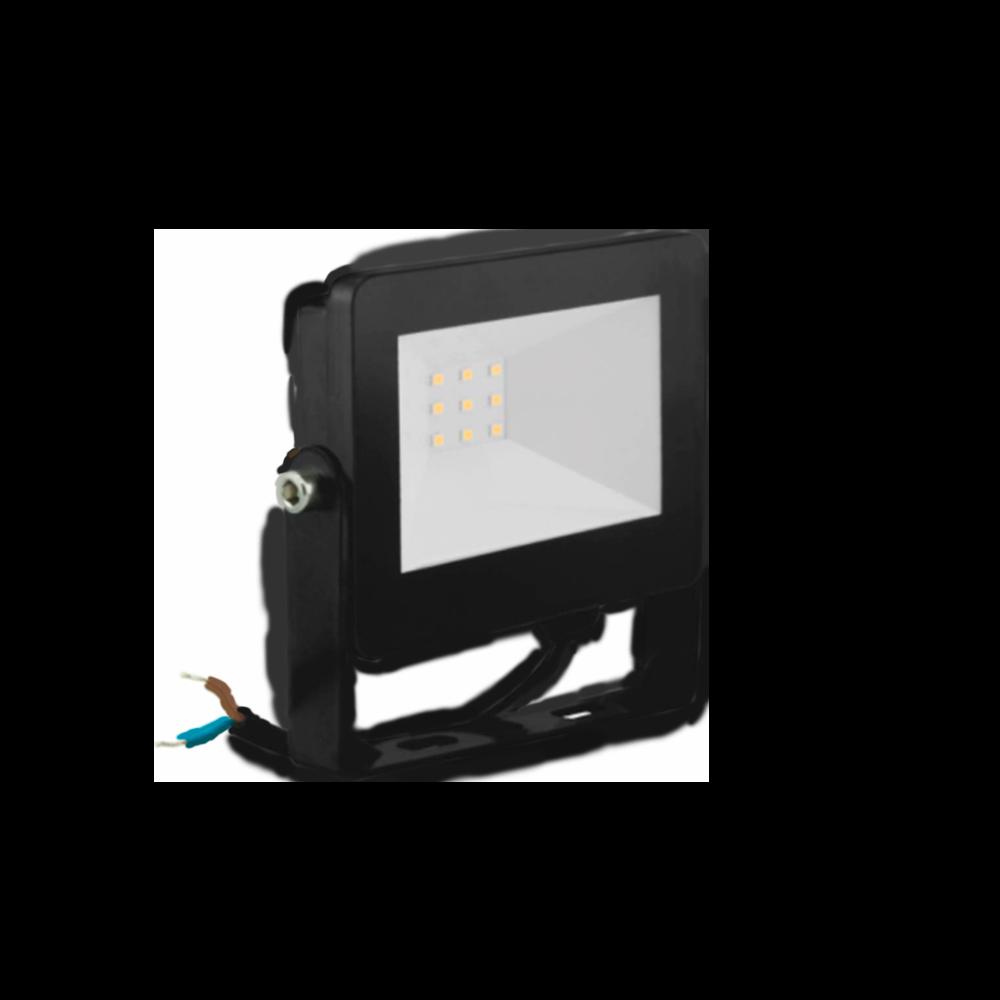 Refletor Led Smd Prof 10w 3000k G-Light