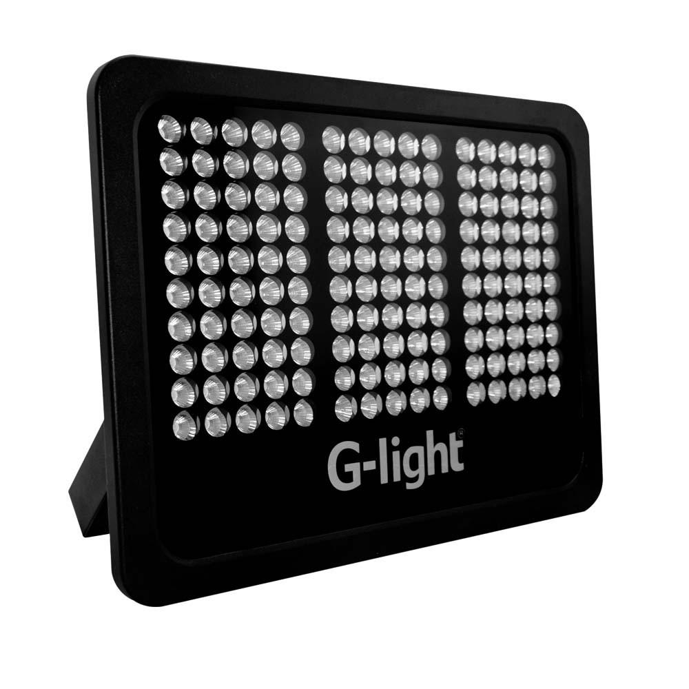 Refletor Led Smd Prof 150w 6500k G-Light