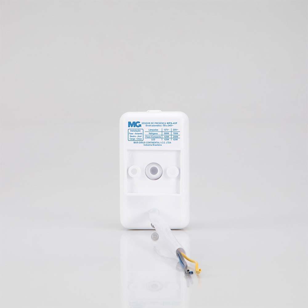 Sensor De Presenca Margirius Teto