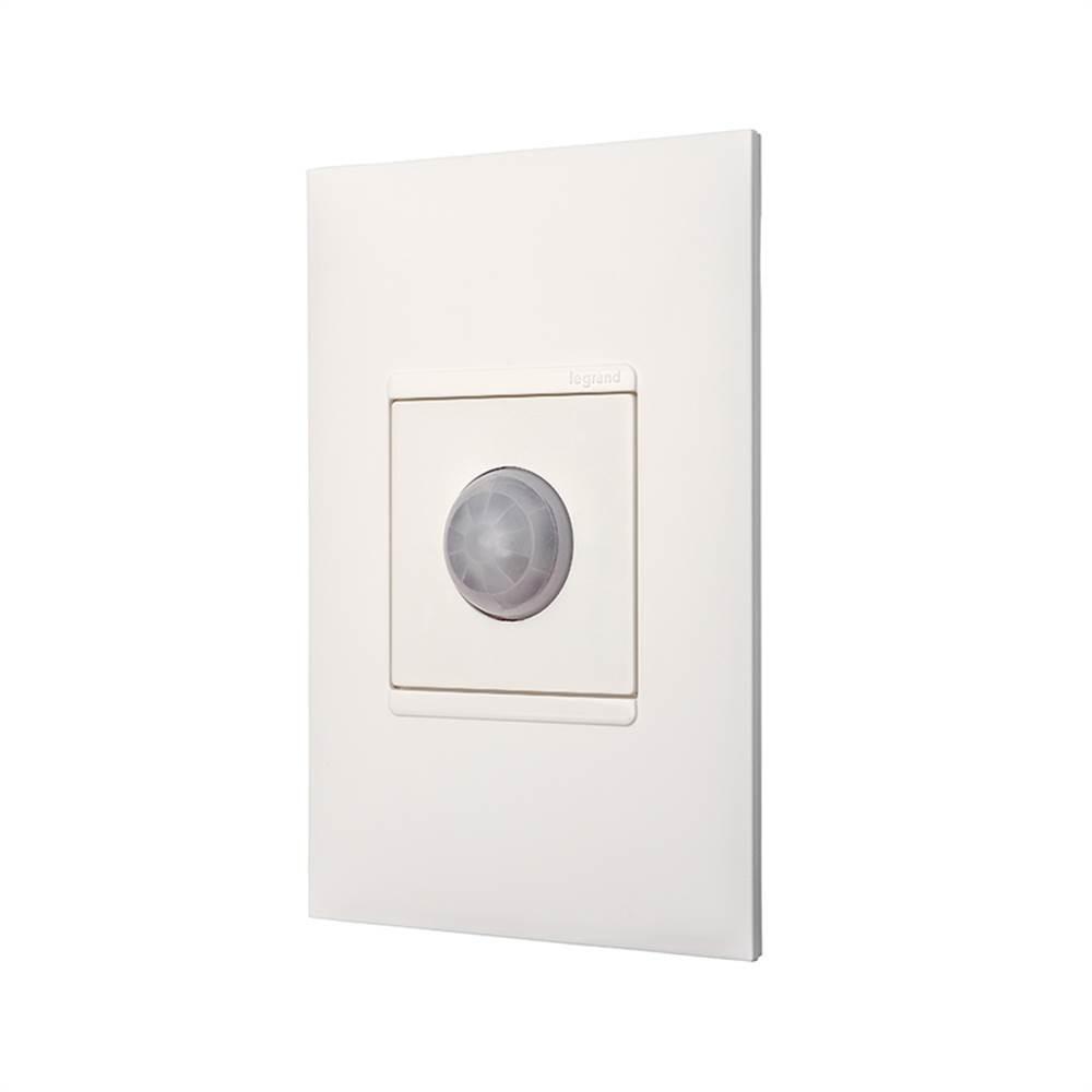 Sensor De Presenca Plus+ Bivolt Branca