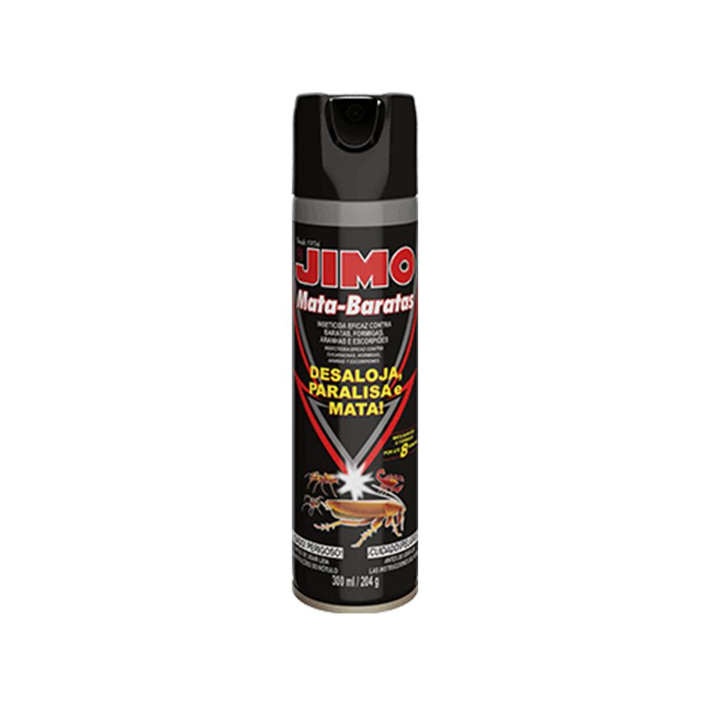 Spray Inseticida Jimo Mata-Baratas 300ml