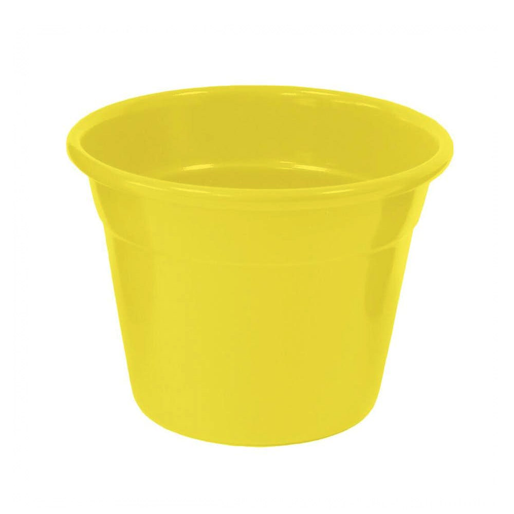 Vaso Japi Aluminio Soleil 11cm Amarelo