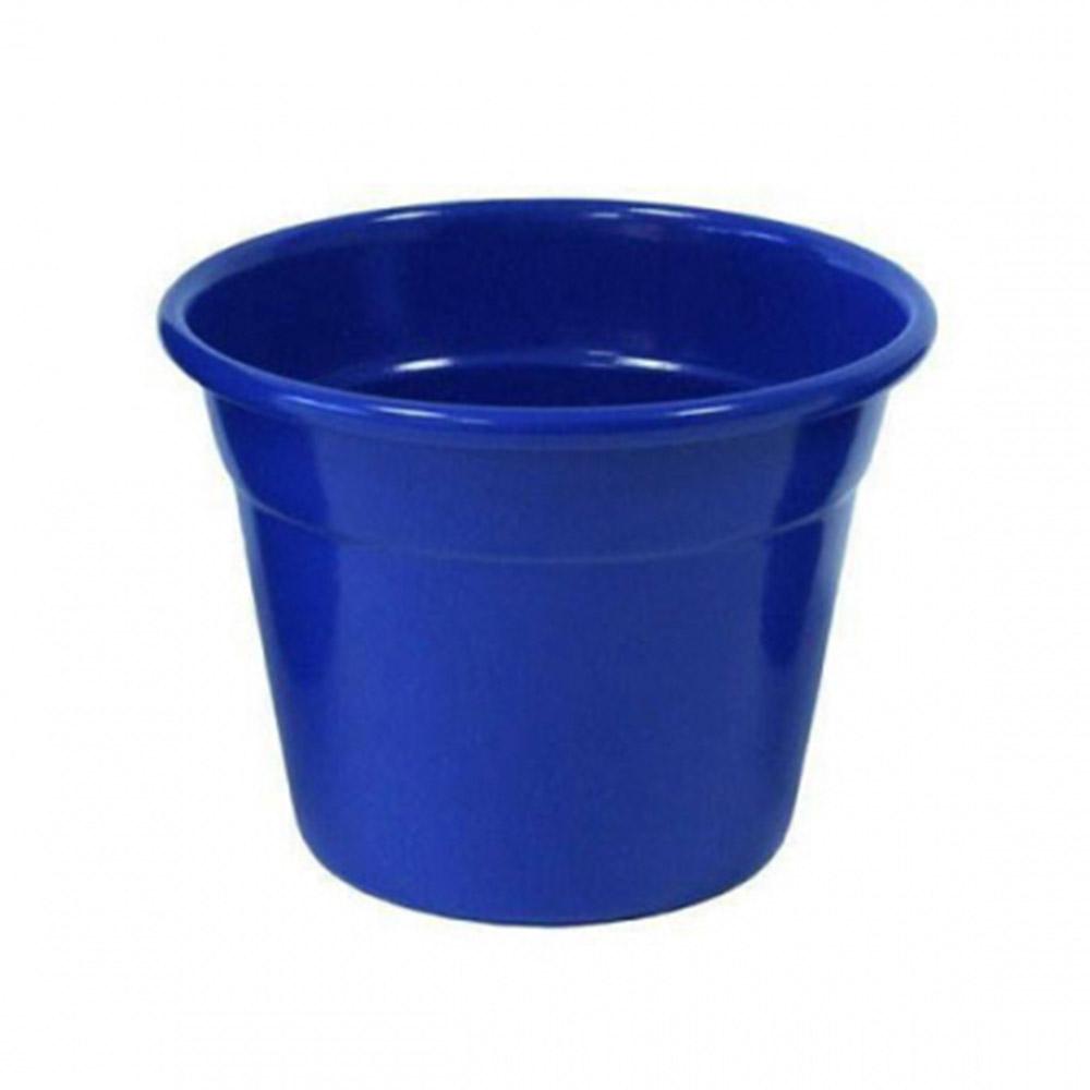Vaso Japi Aluminio Soleil 15cm Azul