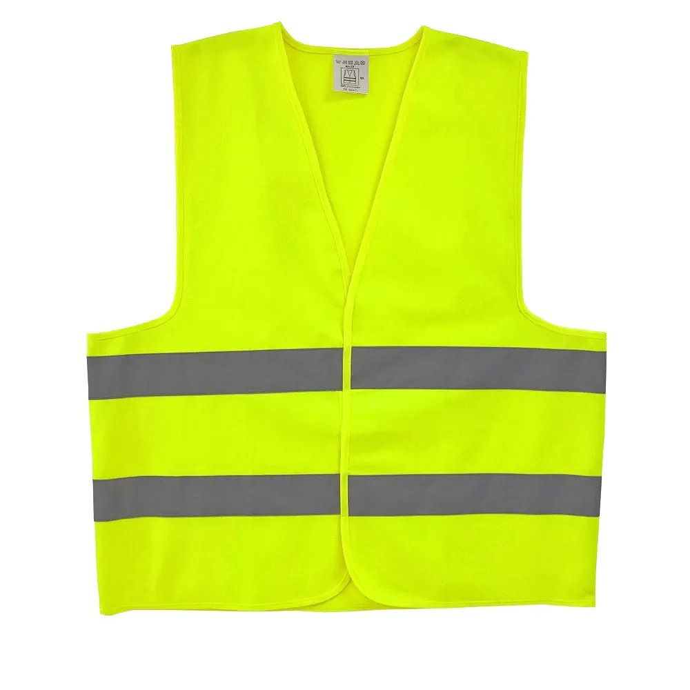 Colete Refletivo Jaqueta Amarelo M