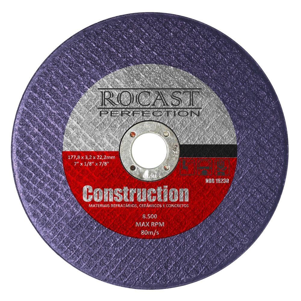 Disco De Corte - Construction 9