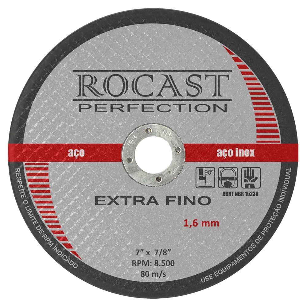 Disco De Corte - Extra Fino 7