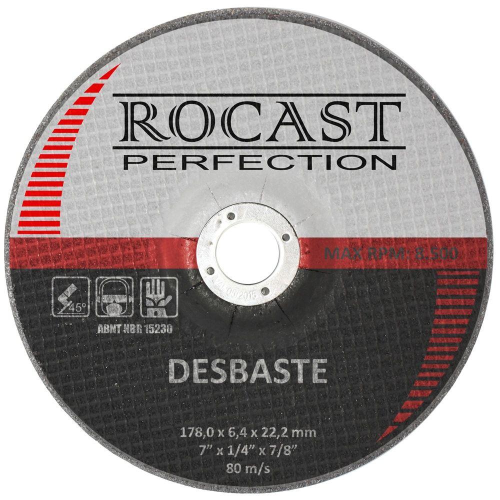 Disco De Desbaste 4.1/2