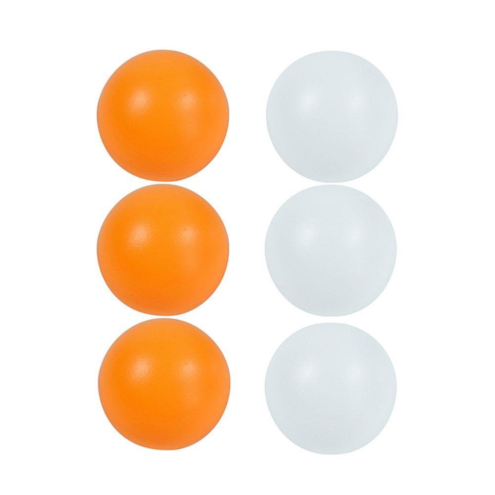 Kit 6 Bolas Ping Pong Combo Ball Bola Bolinha