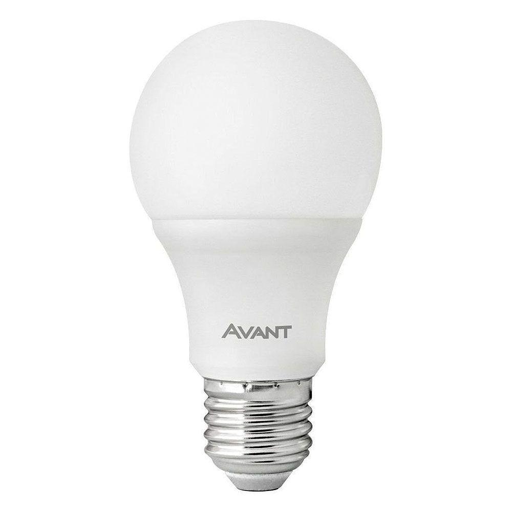 Lampada Led 12W Bulbo Bivolt E27 6500K
