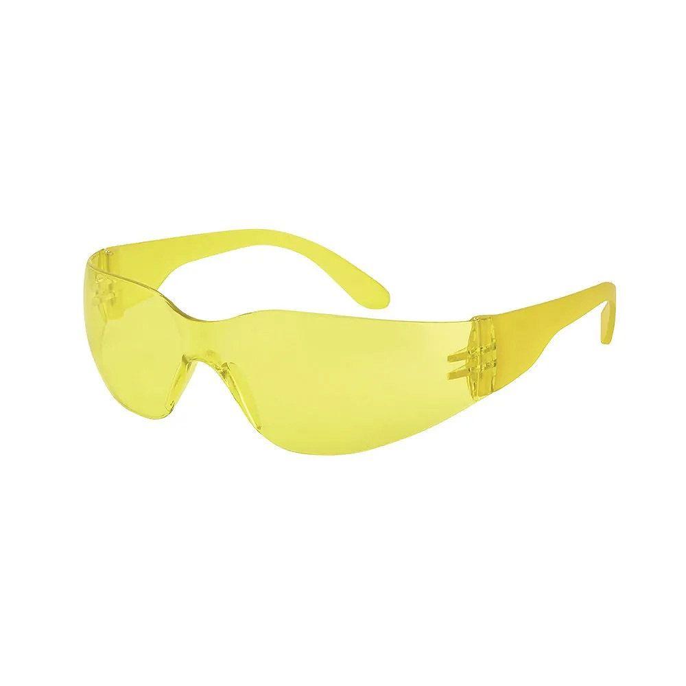 Óculos Anti-Risco Modelo Falcon Amarelo