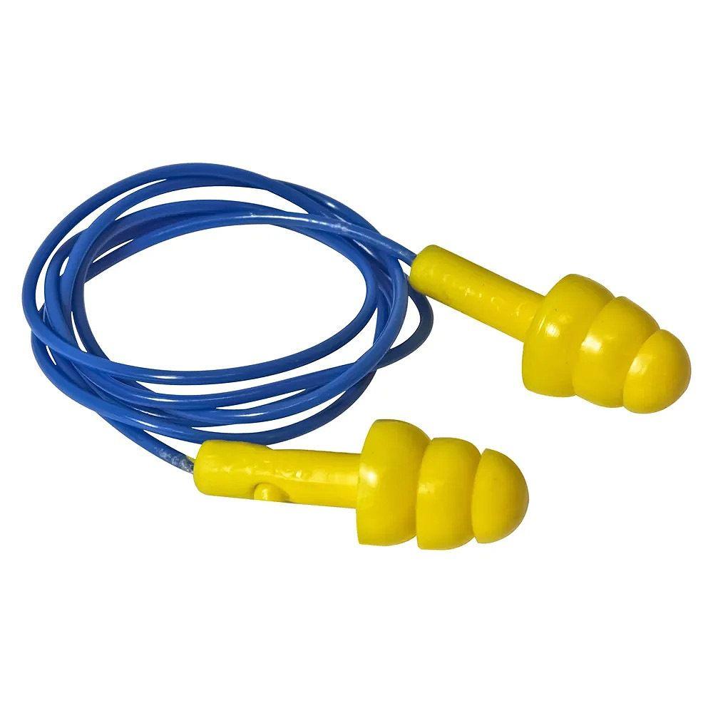 Protetor Auricular Copolímero Cordão Pvc 12Db