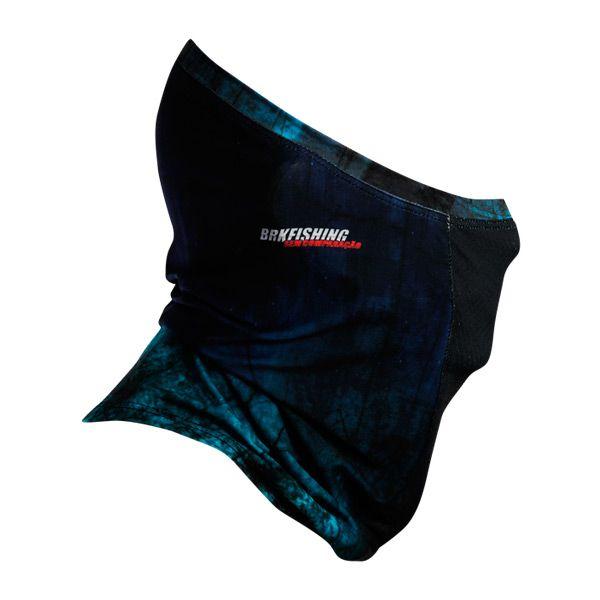 BANDANA TUBE BLACK MASK BRK REF001 PRETO AZUL