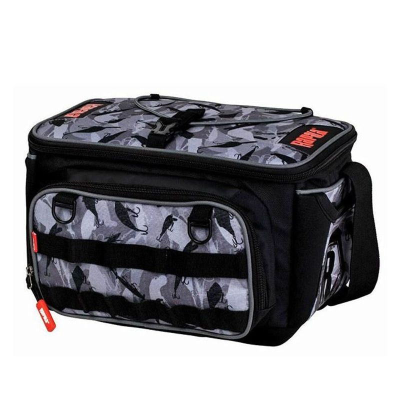 BOLSA PESCA RAPALA LURECAMO TACKLE BAG