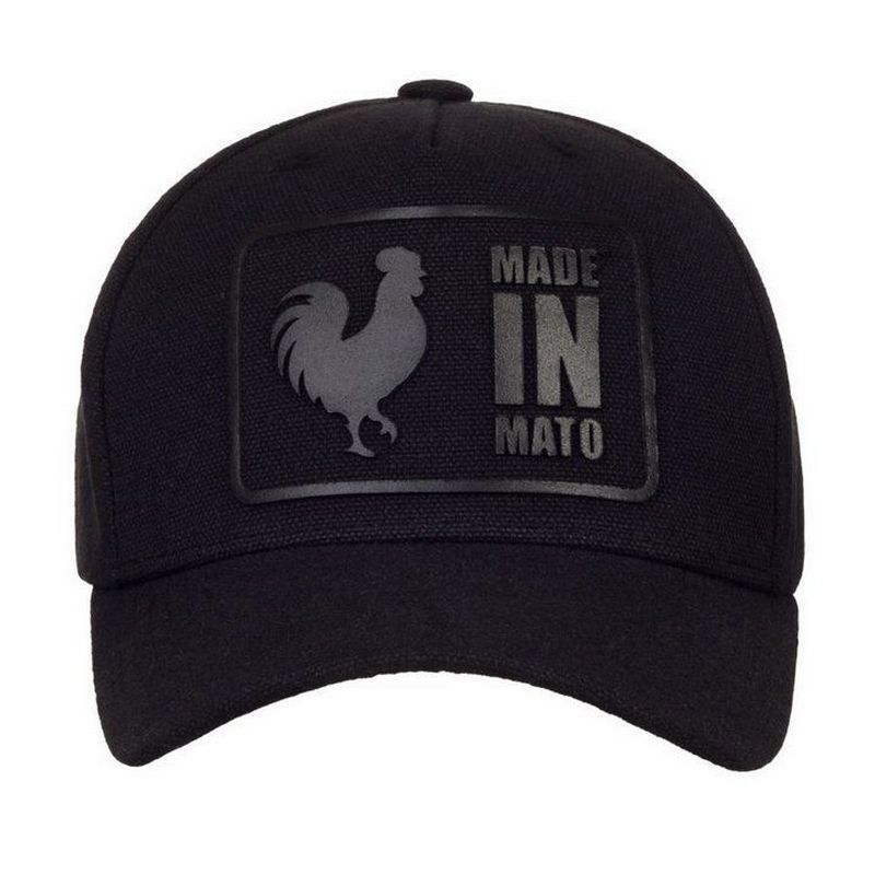 BONE MADE IN MATO SNAPBACK BLACK ICON