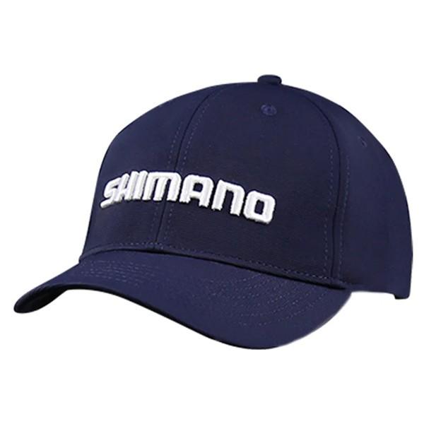 BONÉ SHIMANO AZUL/LOGO BRANCO