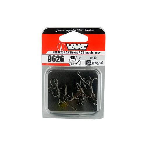 GARATÉIA VMC 3X 9626BN BLACK NICKEL C/ 10 UND