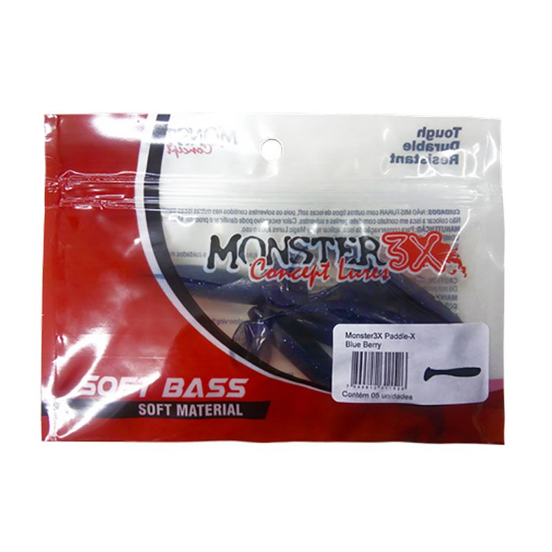ISCA MONSTER 3X PADDLE-X C/ 5UND