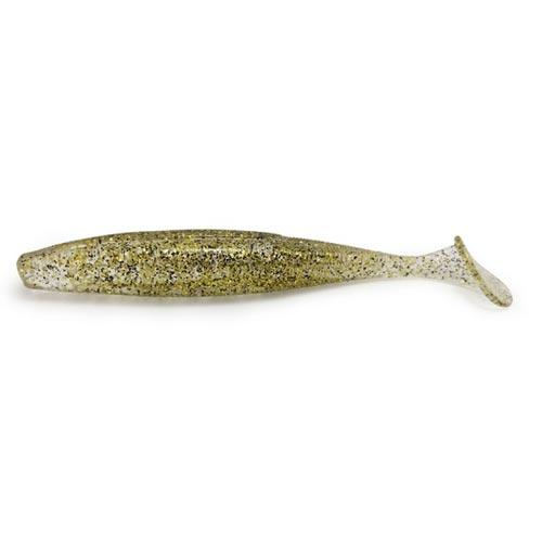 ISCA SOFT MONSTER 3X SLOW SHAD 9CM - C/ 3 UNIDADES