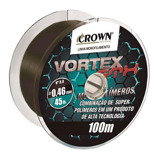 LINHA MONO CROWN VORTEX GTX 100M