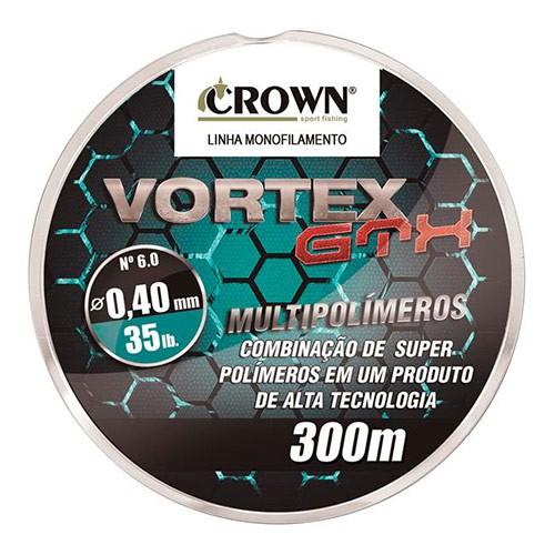 LINHA MONO CROWN VORTEX GTX 300M