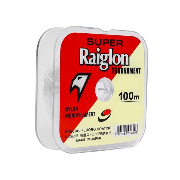 LINHA MONO MARINE SUPER RAIGLON 100M