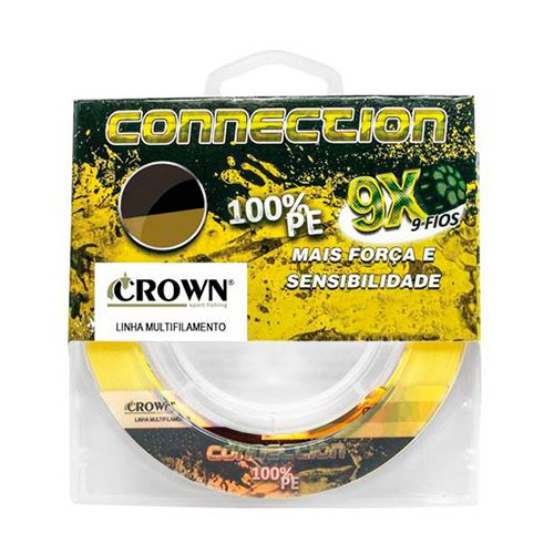 LINHA MULTI CROWN CONNECTION 9X YELLOW 150M