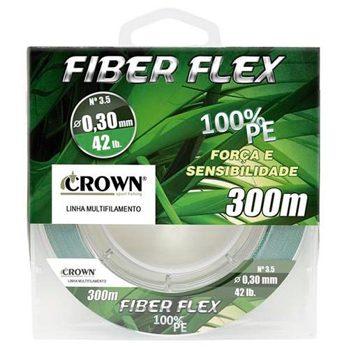 LINHA MULTI CROWN FIBER FLEX 4X 300MTS