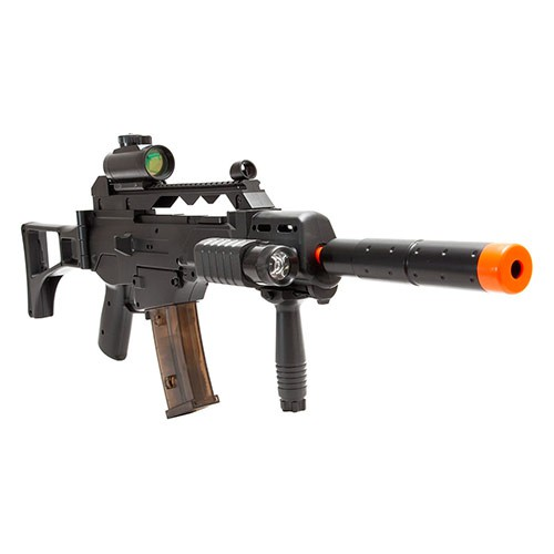 RIFLE AIRSOFT CYMA G36 CM021 ELET. 6MM