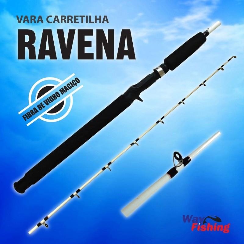 VARA WF RAVENA P/ CARRETILHA