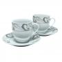 Xicara Wellmix Pires Café Lille Jogo 6pc 90ml Wx7610