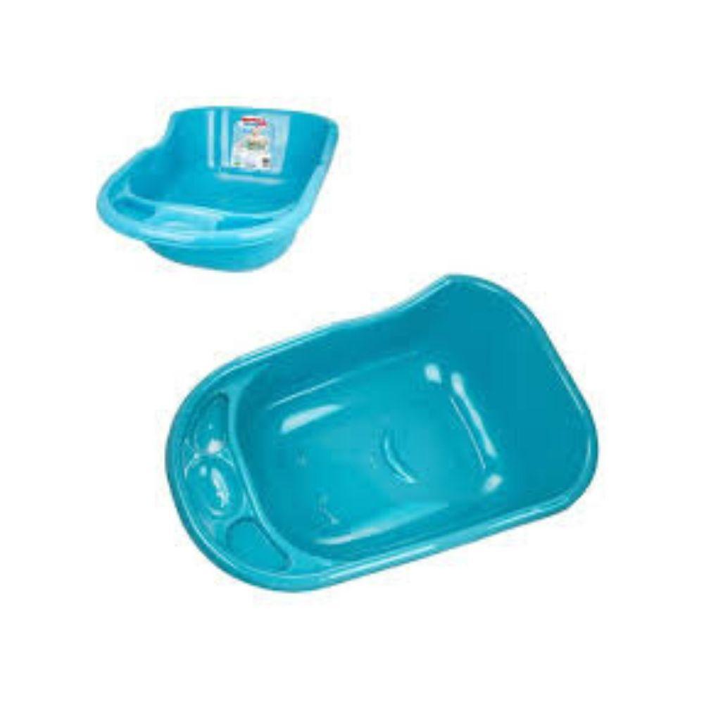Banheira Infantil Grande Azul 35 Litros Arqplast 25558
