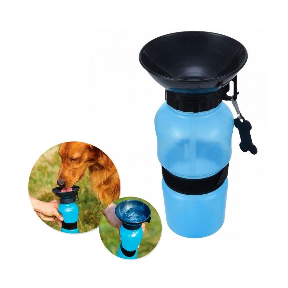Bebedouro Pet Squeeze Plástico 600Ml Western Pet-531