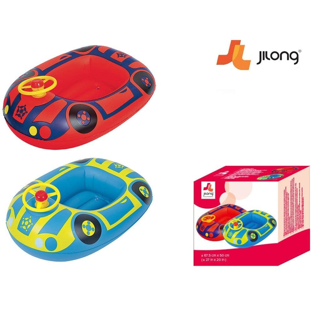 Boia Carro Policia 67,5 X 50 Cm Jilong 36005